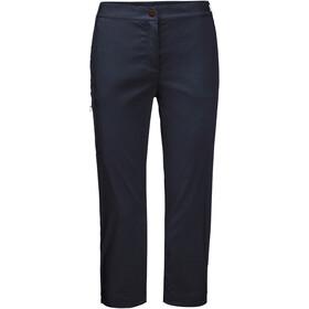 Jack Wolfskin Senegal Pantalon Femme, midnight blue